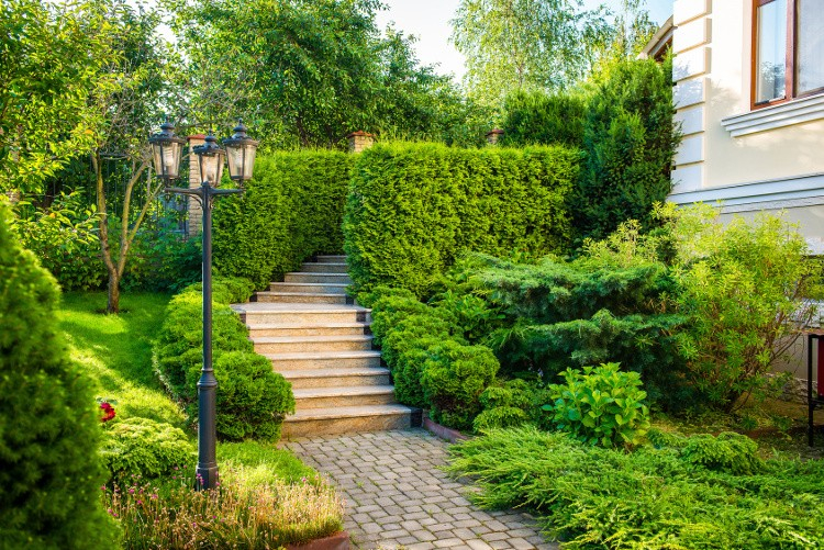 Aménagement d un jardin en pente nos 4 idées renversantes
