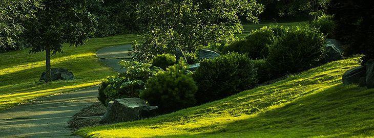 Aménager Un Jardin En Pente Des Idées