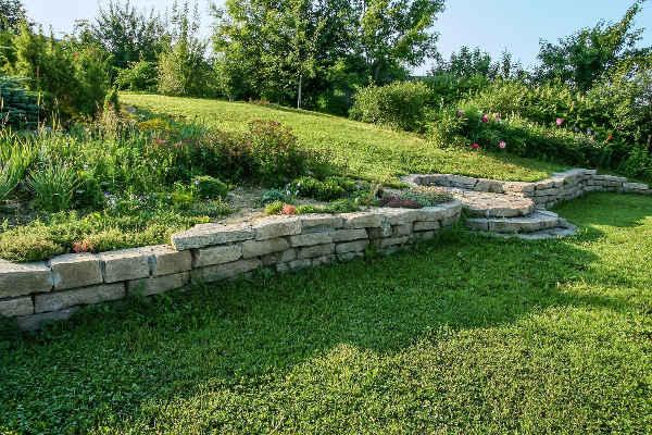 Jardin en pente des idées pour aménager
