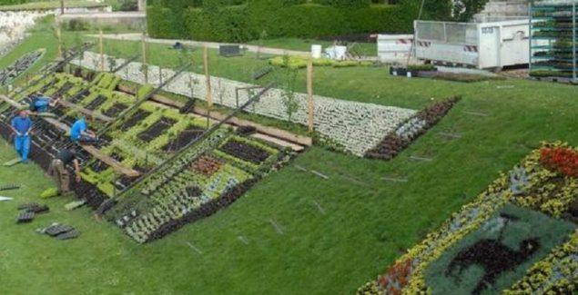 ment aménager un jardin en pente