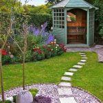Aménager Un Petit Jardin 1001 Idées Et Conseils Pour Aménager Une Rocaille Fleurie