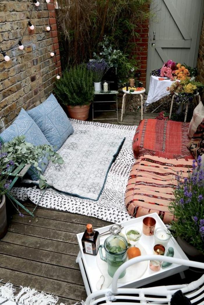 1001 Idées pour aménager un petit jardin des photos
