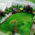 Aménager Un Petit Jardin Aménager Un Petit Jardin Avec Plantes Vertes Buis