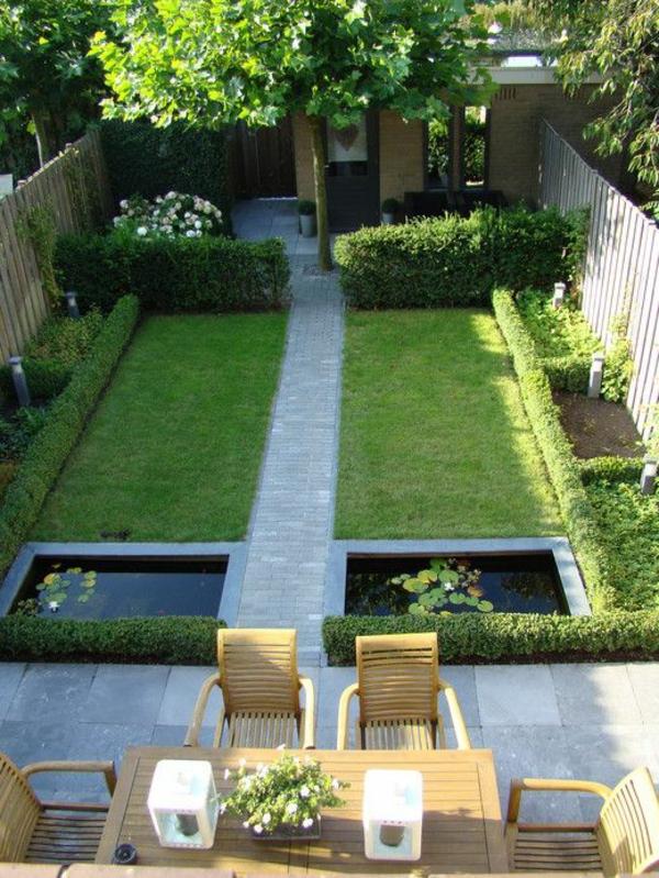ment aménager un petit jardin idée déco original