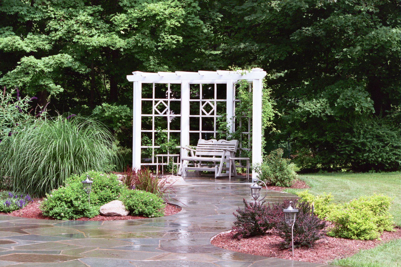 Architecte De Jardin Concept