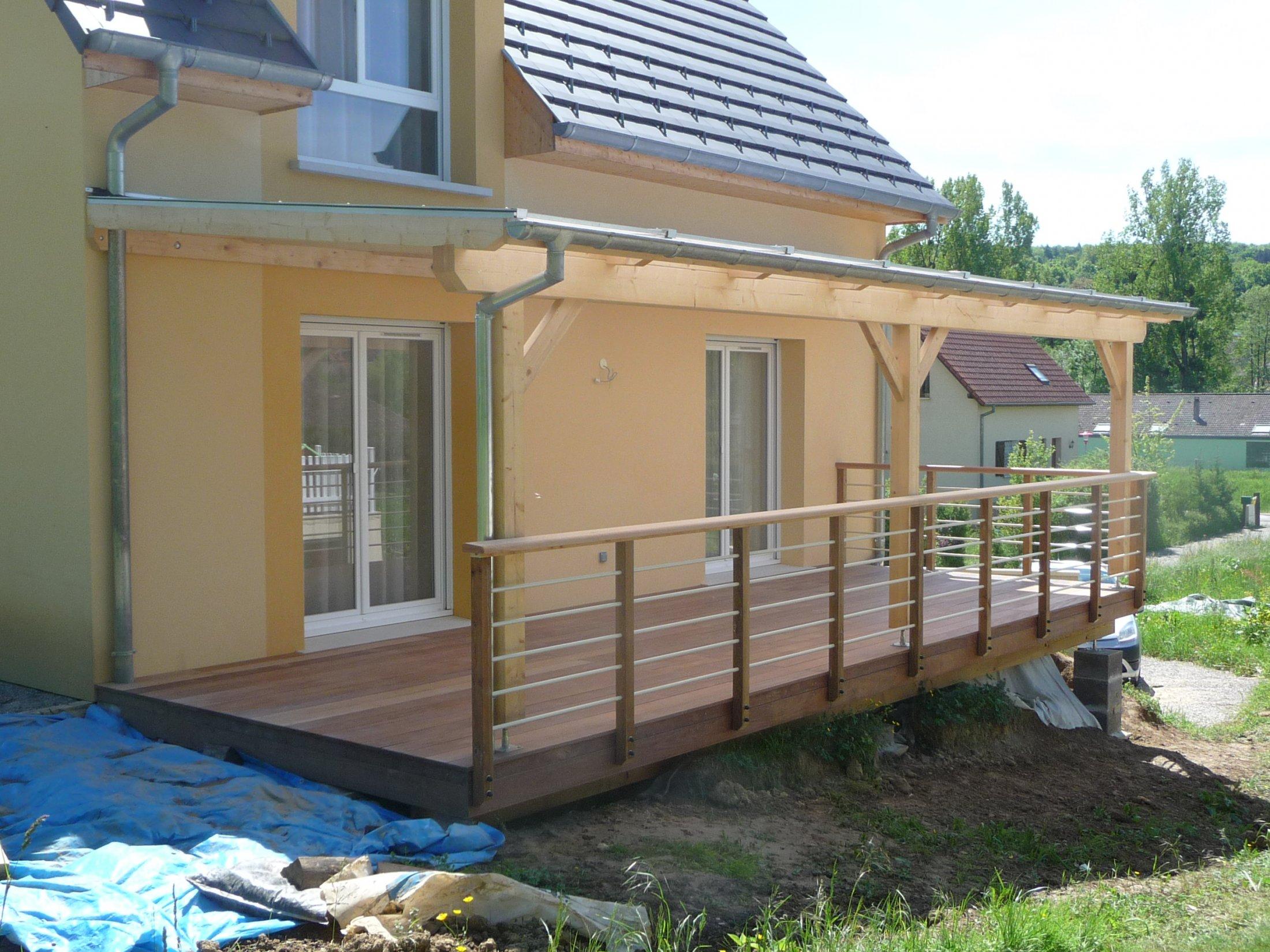 Arkobois — Nos terrasses en bois sur mesure