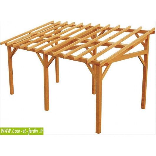 Auvent de terrasse bois abri terrasse bois auvent bois