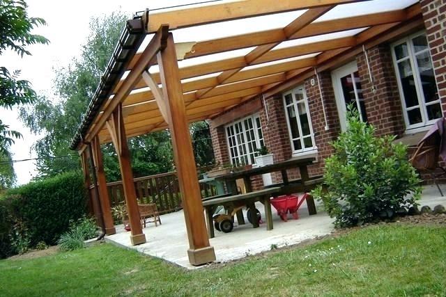 Auvent Pour Terrasse En Aluminium Coin Store De Brico Depot