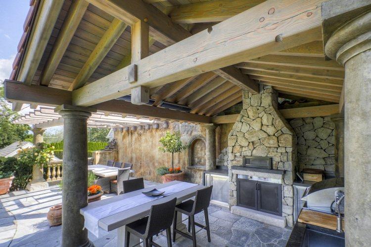 Auvent Pour Terrasse Terrasse Couverte Auvent Terrasse Ou Pergola Pour