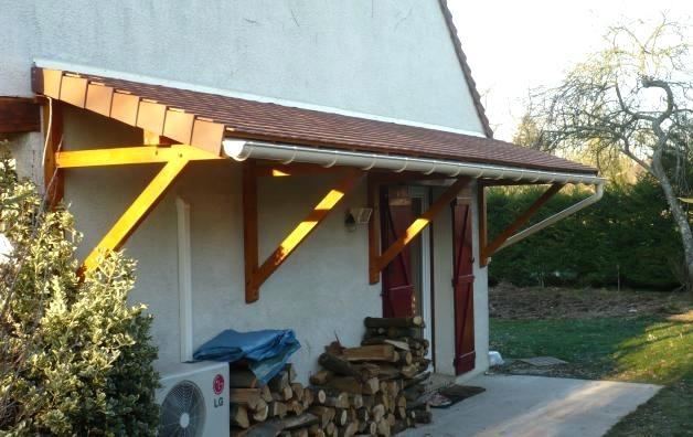 Auvent Terrasse Bois Maison Contemporaine Avec Terrasse Et Auvent Pour Voiture