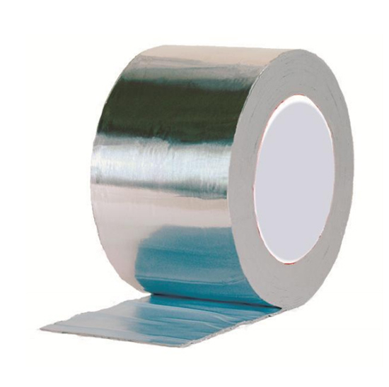 BWK Bande d étanchéité à froid bitumée aluminium 10m