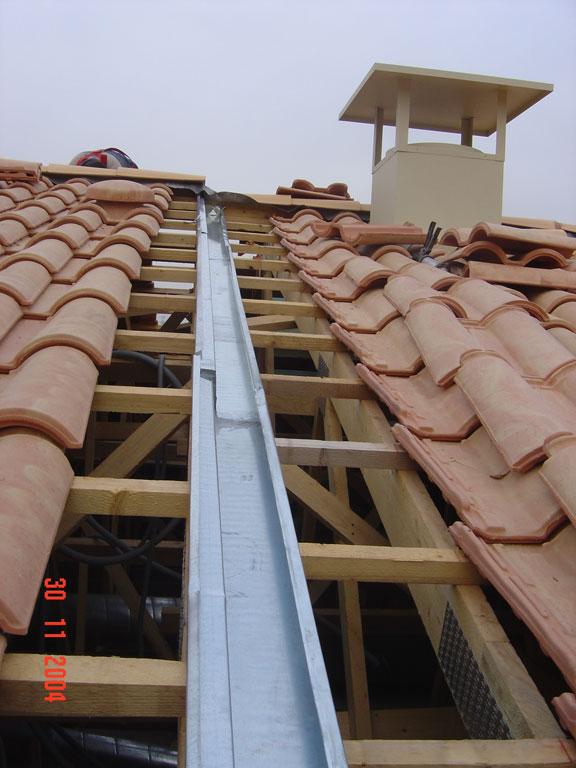 Bande Etancheite toiture Lima toitures Charpente Couverture Zinguerie