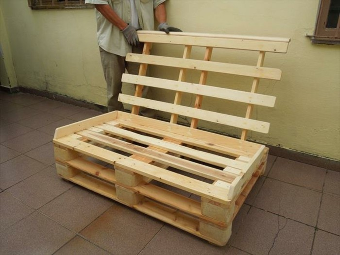 1001 Ideas for Making a Cool Pallet Couch For Your Home