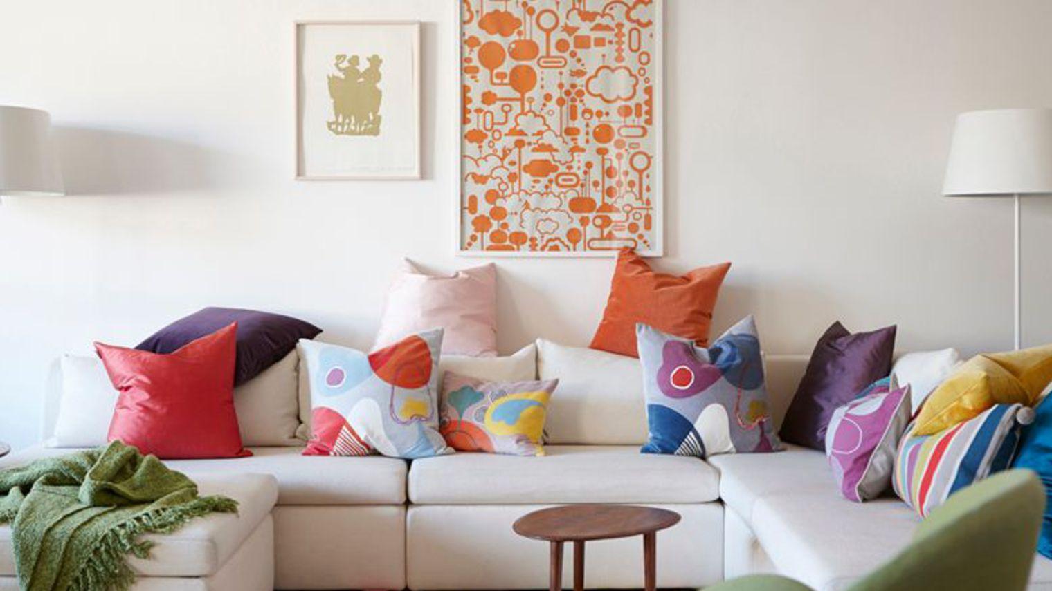 conseil deco couleur salon mettre couleur dans maison