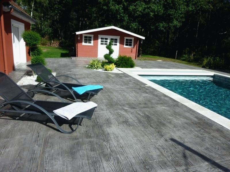 Terrasse en beton ciré extérieur prix veranda styledevie