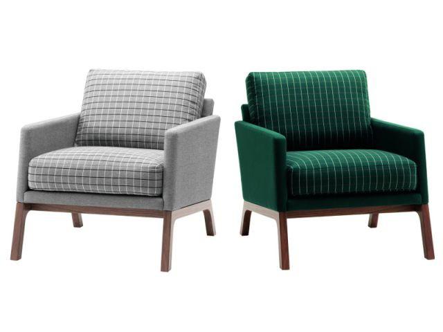 Douze fauteuils pour un salon design