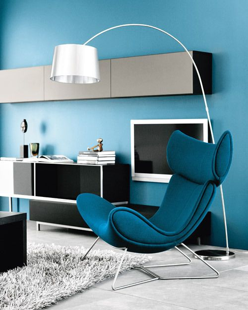 The BoConcept Imola chair salon en 2019
