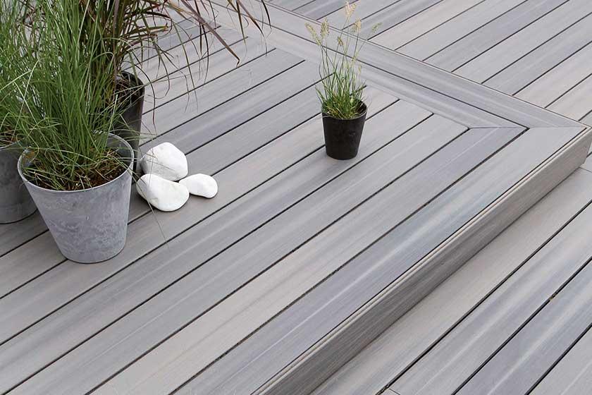 Lame en bois posite Fiberon Xtrem pour Terrasse
