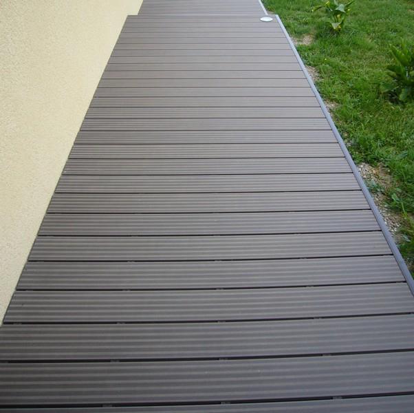 Plancher terrasse posite pas cher