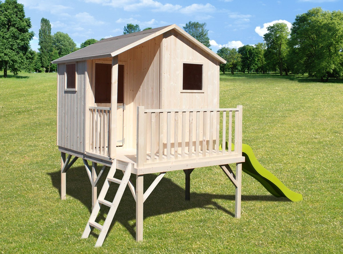 bois pour cabane de jardin cabane pour enfant en bois