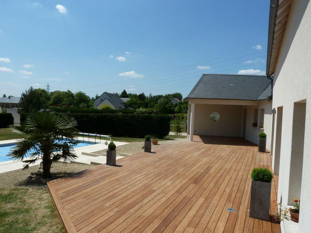 Bois Pour Terrasse Extérieure bois pour terrasse extérieure peinture sol extérieur