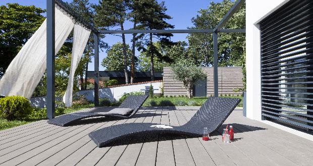 Bois Pour Terrasse Extérieure Peindre Une Terrasse En Bois Et Conseils Entretien