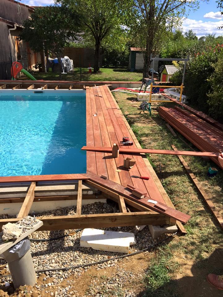 Terrasse en bois exotique un matériaux résistant par