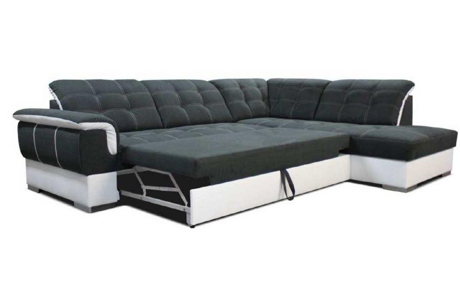 Canapé d angle convertible Clara chloe design