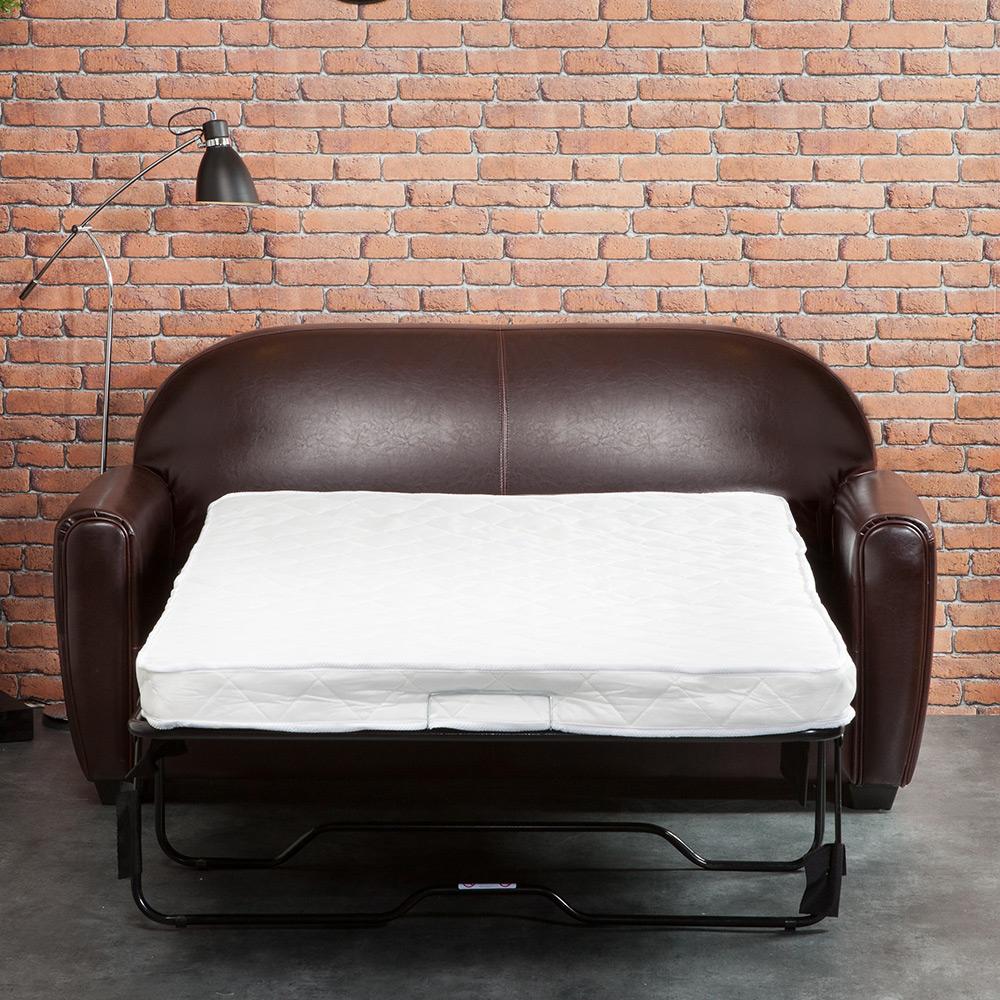 petit canapé convertible 2 places 4 – Idées de Décoration