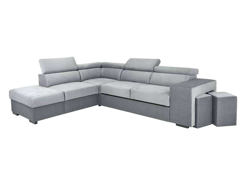 But Canape Gris Canapes 4 Places Grand sofa Cuir 245cm Marque Hk Living