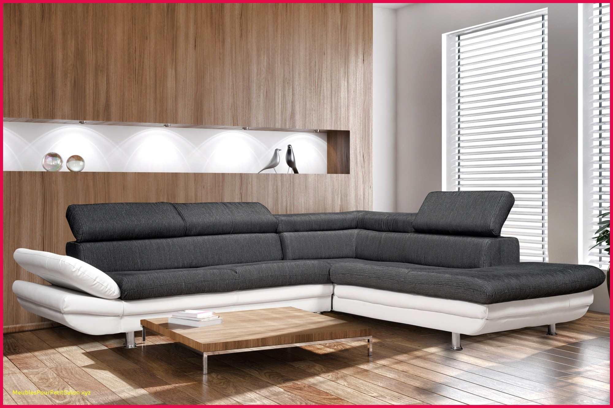Canape Panoramique solde soldes Canape Angle Cuir