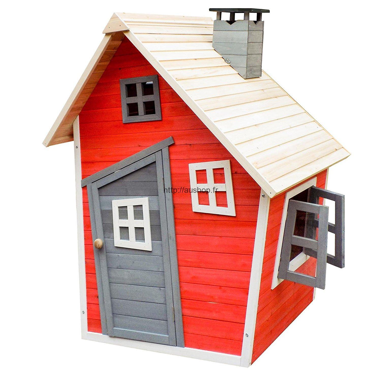 Cabane de jardin en bois pas cher cabane enfant en bois - Bordure de jardin en pierre pas cher ...