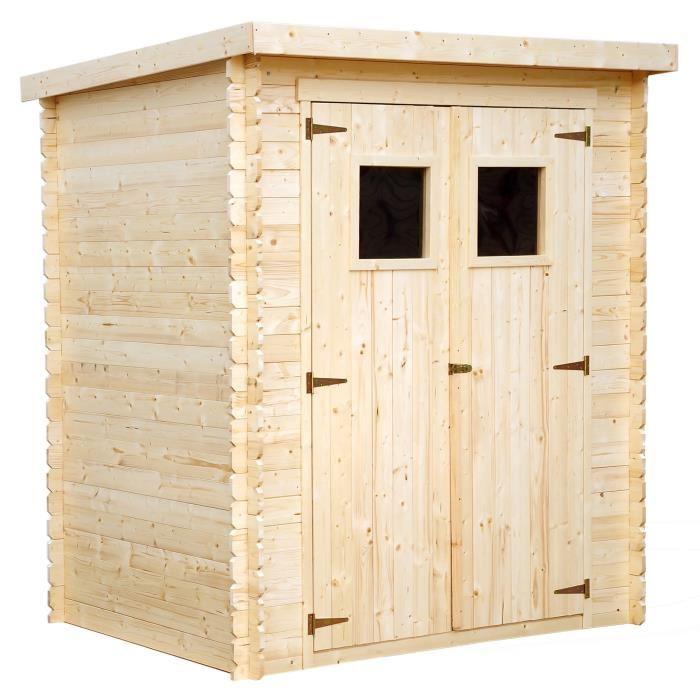 Abri de jardin en bois moins de 5m2 abri de bois pas cher
