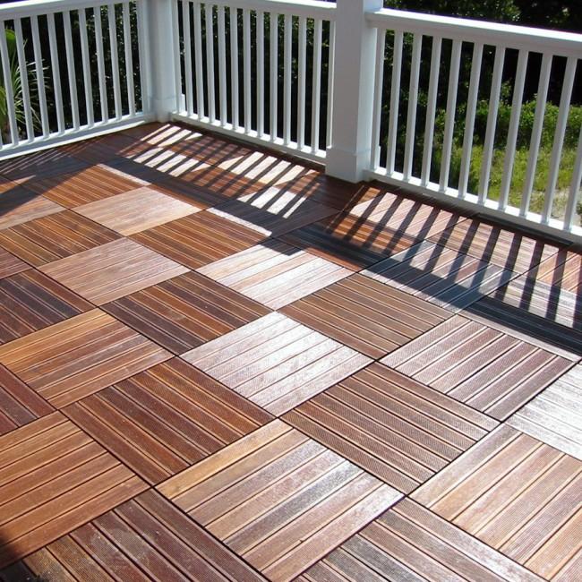 Parquet exterieur et bois de terrasse