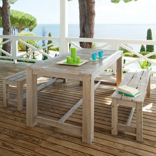 Aménagement de patio dans votre cour intérieure en 22 idées