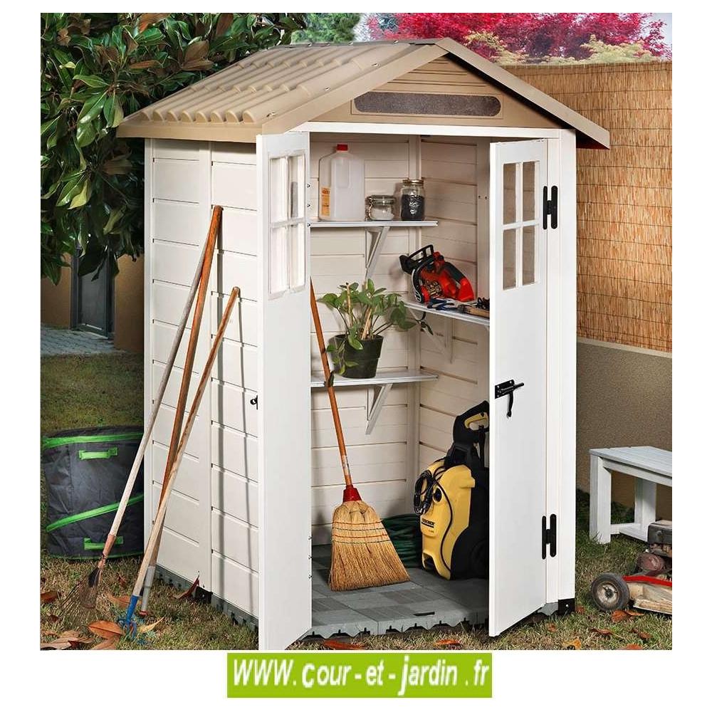 Abri de jardin PVC pas cher petit abri jardin pvc pas
