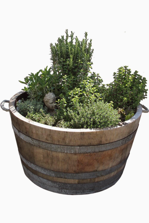 Bacs à plantes design pas cher déco jardin pot à fleurs