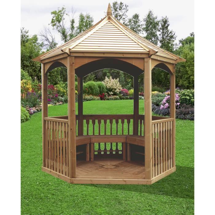 Kiosque de jardin Achat Vente équipement Kiosque de