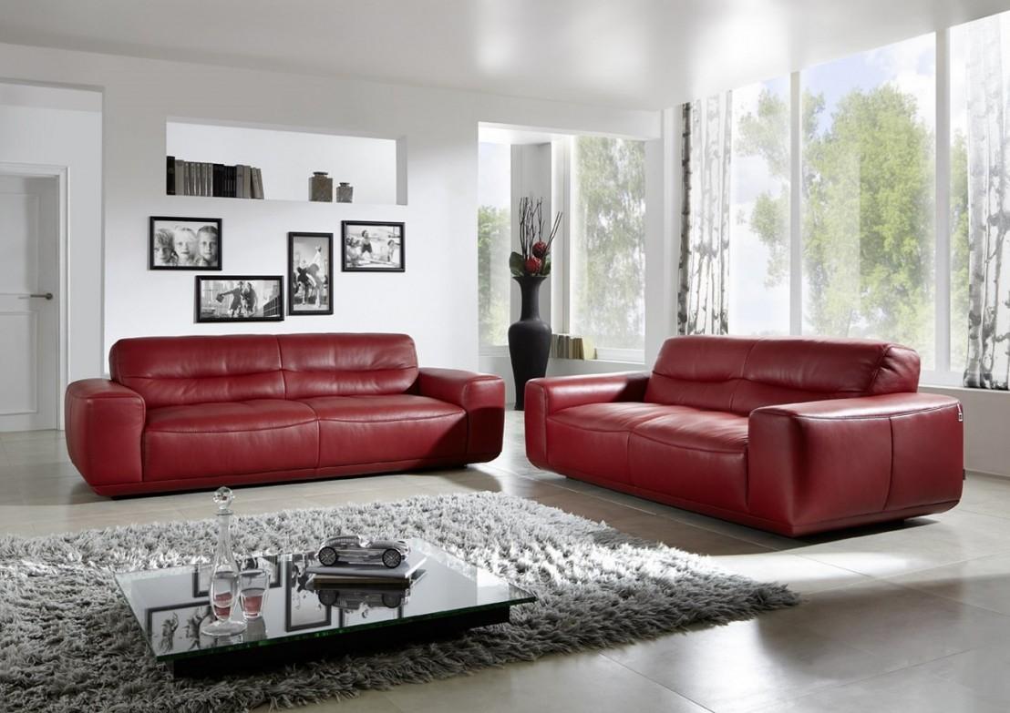Canapé 2 Places Cuir Canapé Cuir 2 Places Dumpy Confort & Design