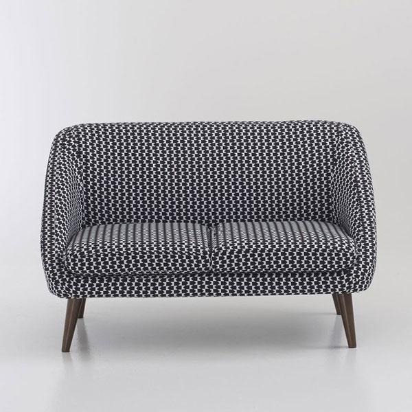 Un adorable canapé vintage à petit prix Mobilier Canape Deco