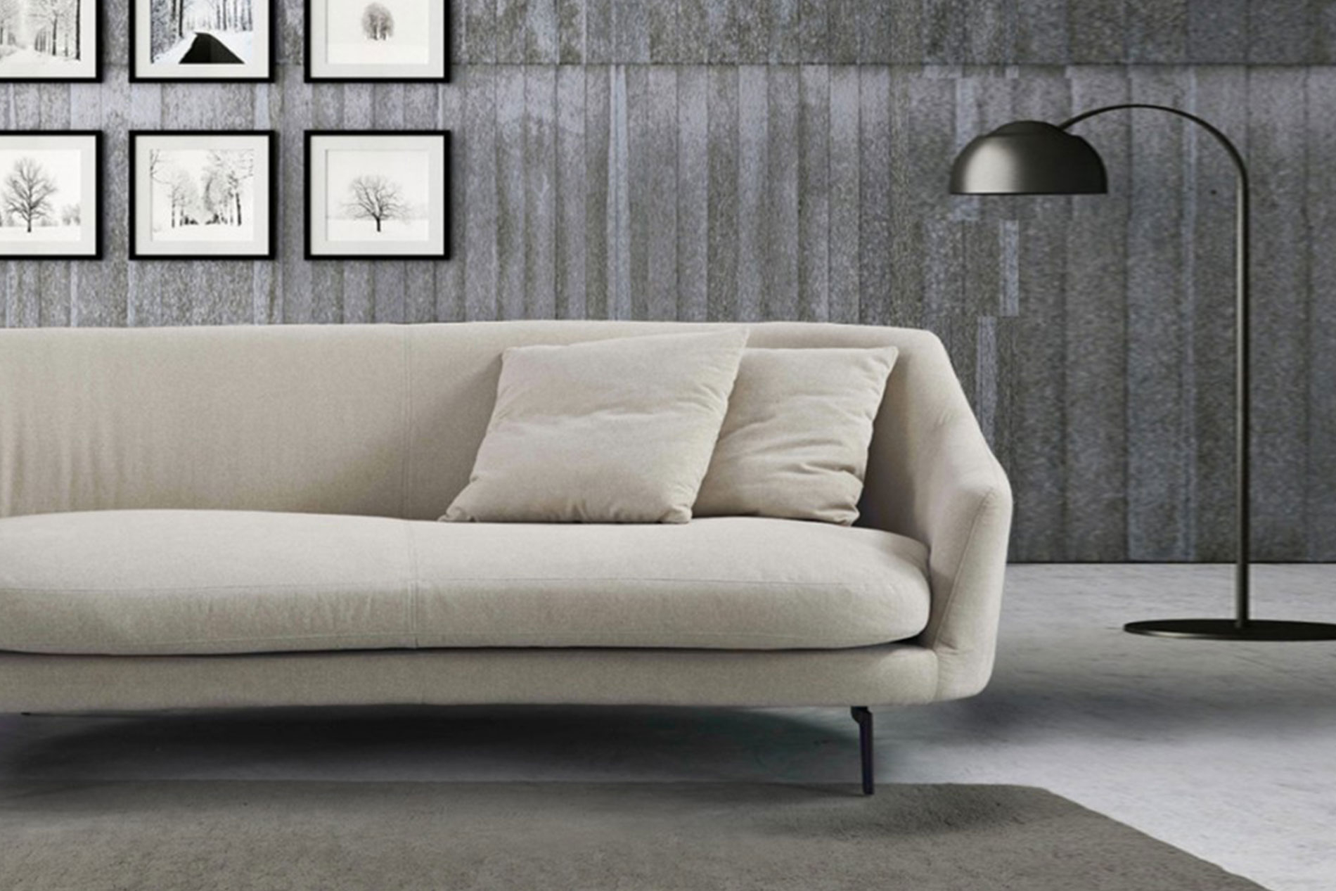 Canapé 3 places Plus de confort dans plus d espace