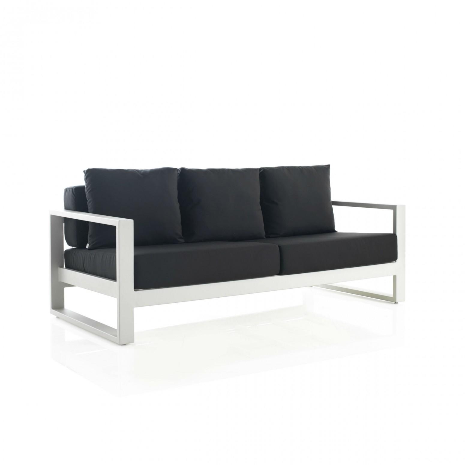 Canapé d extérieur design 3 places Brin d Ouest