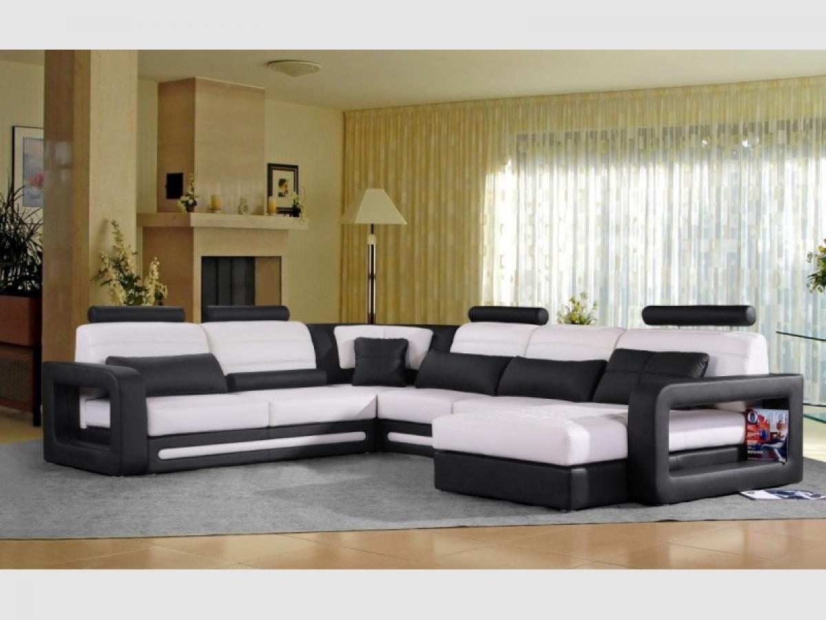 s canapé 8 places tissu