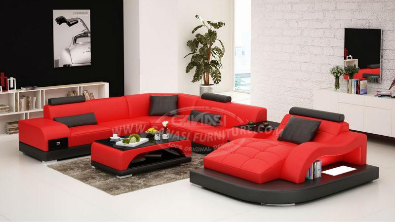 canapé en cuir moderne situé canapé cuir angle canapé d