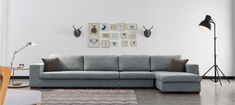 Canapé d Angle droit à Prix dingues Fauteuil amovible