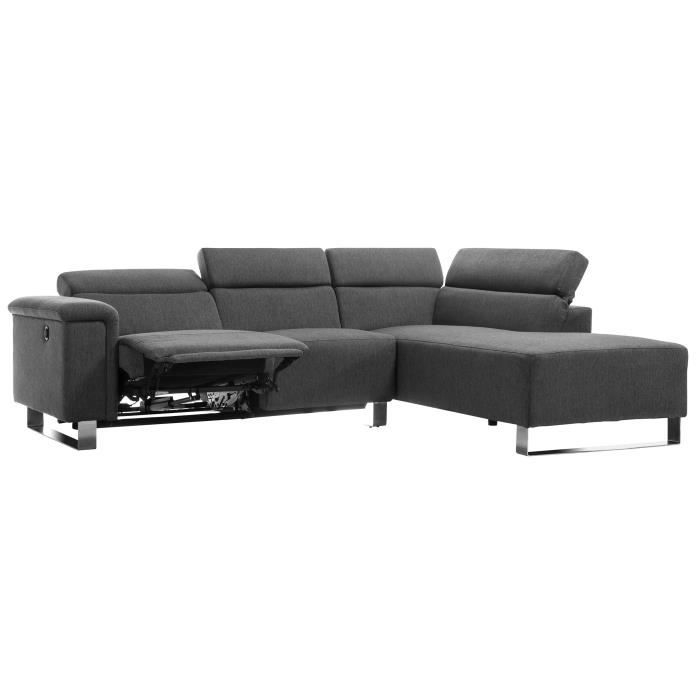 Canape angle relax Achat Vente Canape angle relax pas