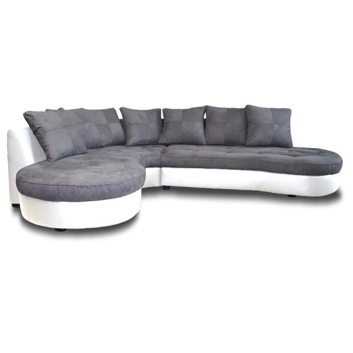 canapé d angle rond