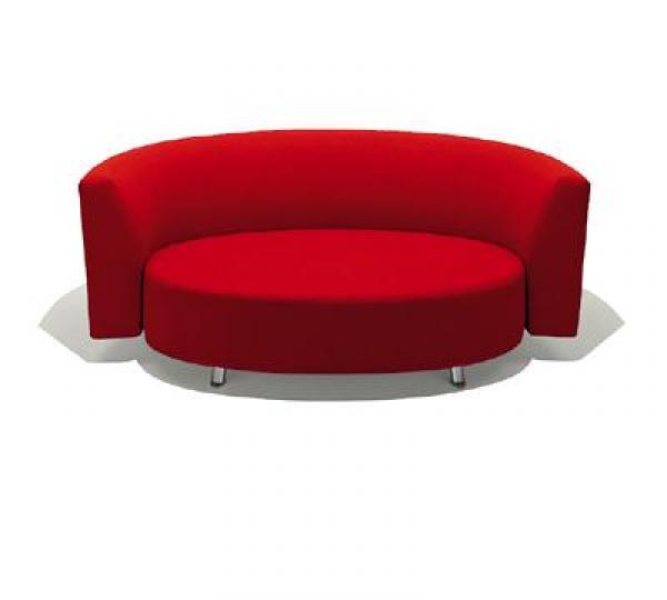 s canapé design rond
