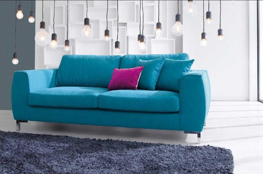 Neat Canapé Bleu Ciel • Tera Italy