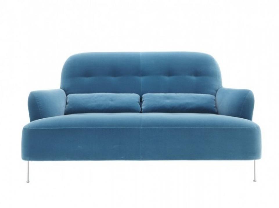 s canapé bleu ciel